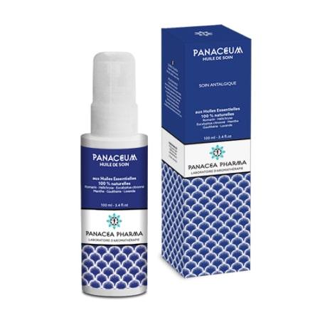 Huile de soin Panaceum - Antalgique
