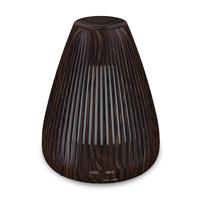 Diffuseur Essentiel Ultrasonique Marron