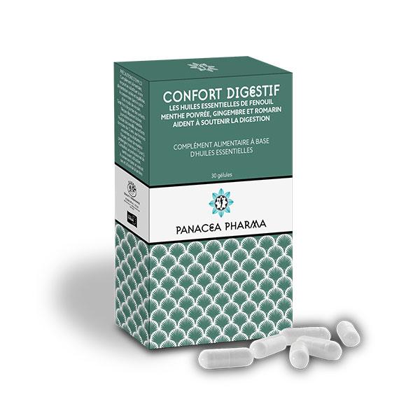 Gélules Confort Digestif - Digestion