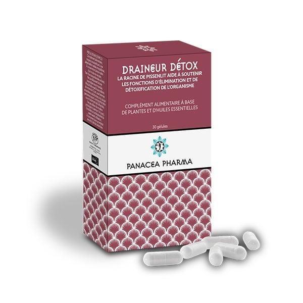 Gélules Draineur Détox - Minceur