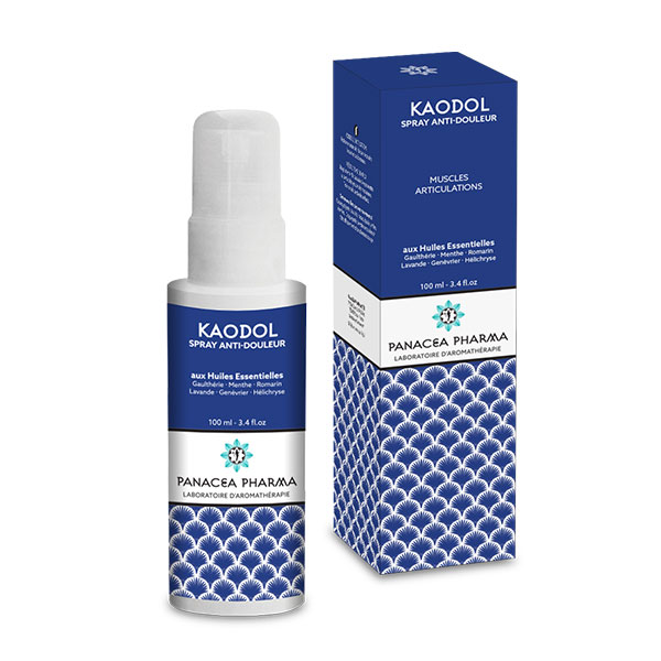 Spray anti-douleurs Kaodol 100 ml
