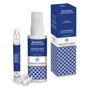 Spray anti-douleurs Kaodol