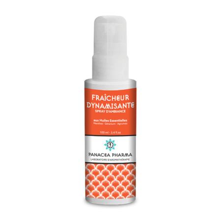 Spray d'ambiance - Fraîcheur dynamisante