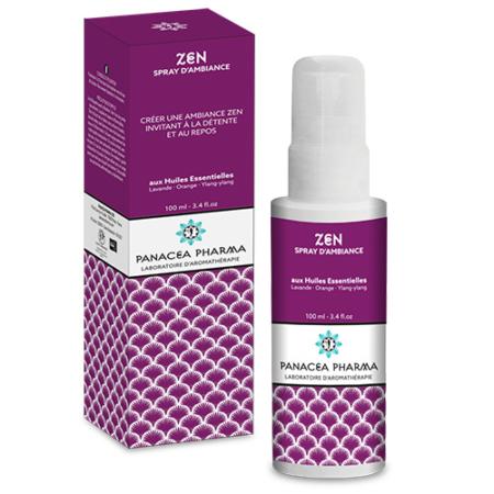 Spray d'ambiance - Zen