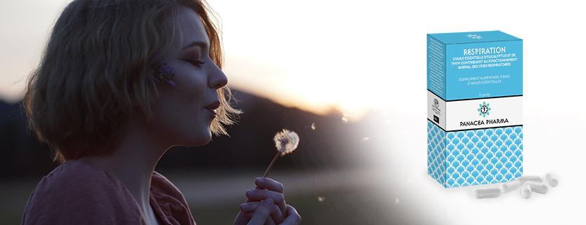 Gélules Respiration : respirer c'est essentiel !