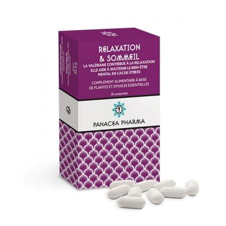 Comprimés Relaxation & Sommeil