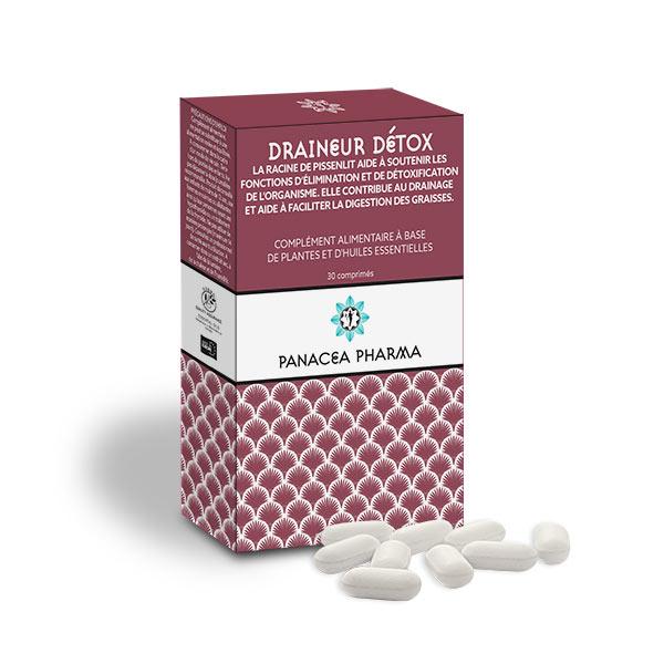 Comprimés Draineur Détox - Minceur